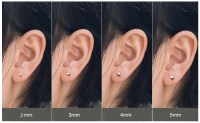 Earring Sizes Earring Sizes - TrendEarrings