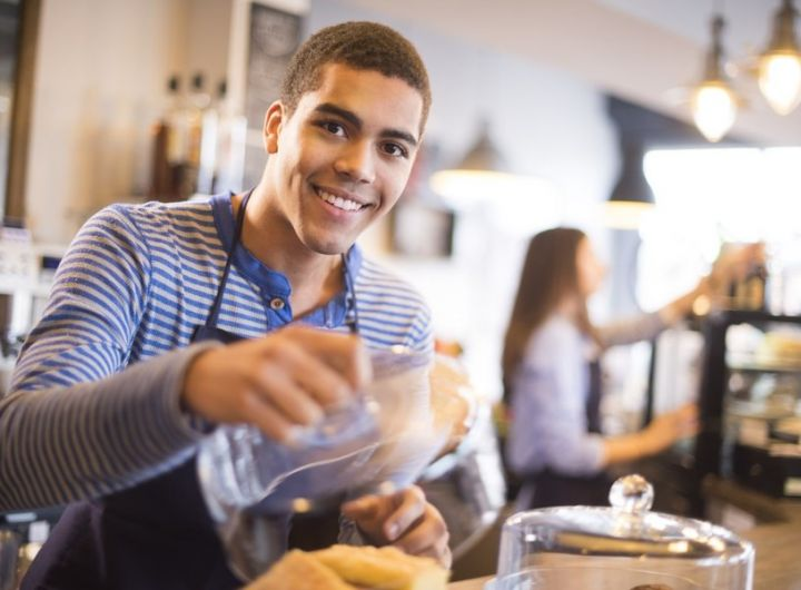 Should Your Teenager Get A Job? - Triple P Positive Parenting Australia