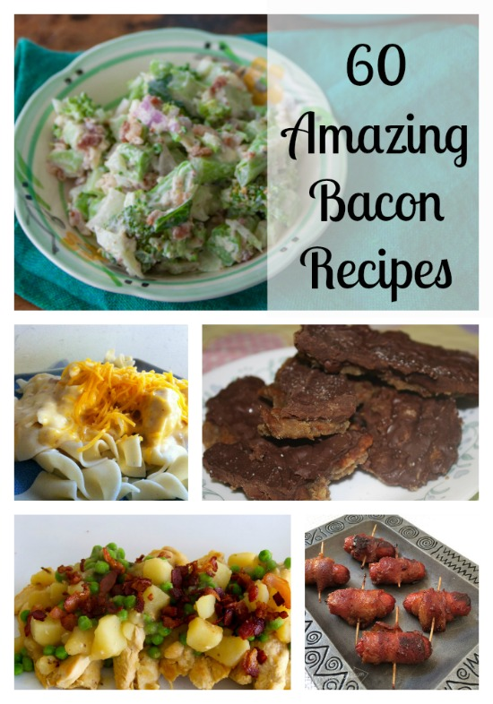 60 Bacon recipes