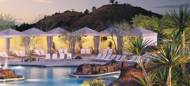 private cabana and enjoy pool time, Pointe Hilton Tapatio Cliffs Resort