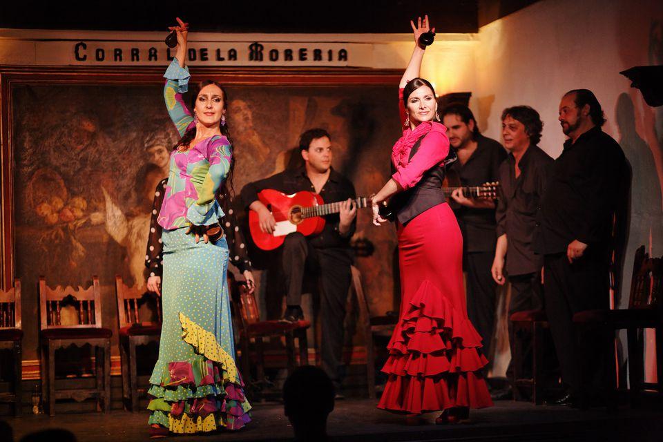 Amsterdam Fall Wallpaper Where To See Flamenco In Spain
