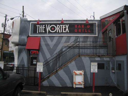 Medium Of The Vortex Atlanta