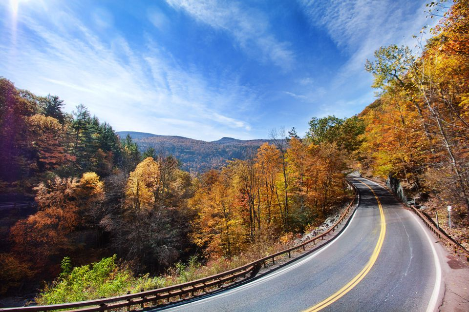 Fall Wallpapers For Desktop Idaho Golf Catskills Scenic Drive A Backroads Driving Tour