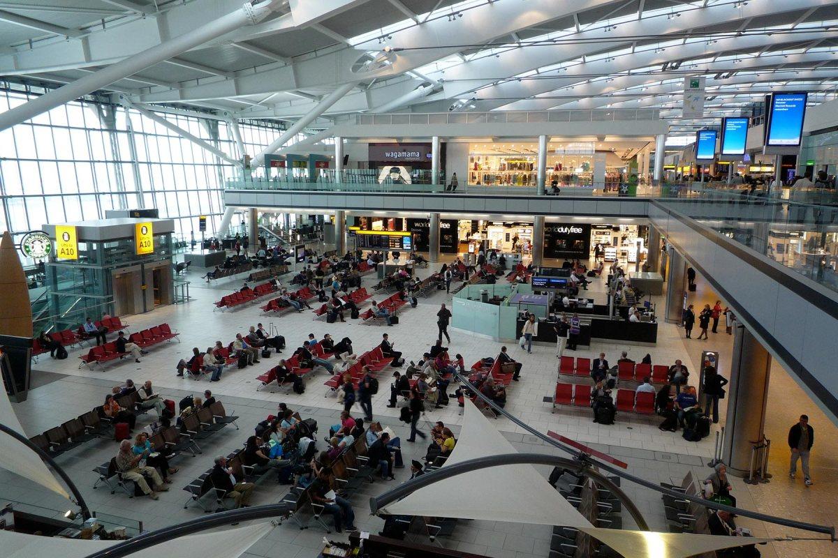 Lontoo – lentokentät