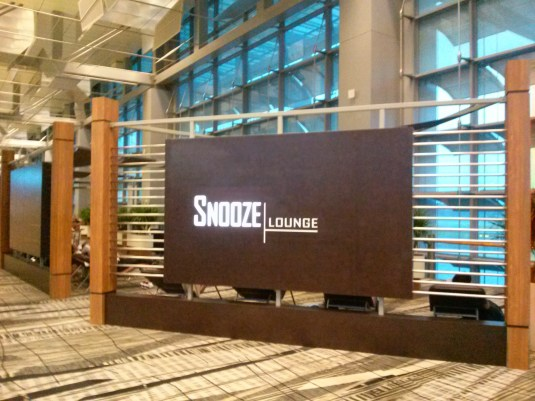 Snooze Lounge