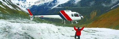 Air Dynasty Global Rescue snow
