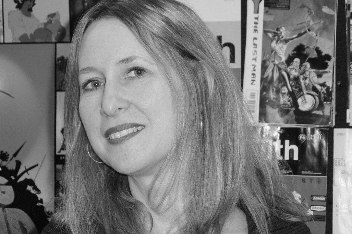 Flashback February: Karen Berger