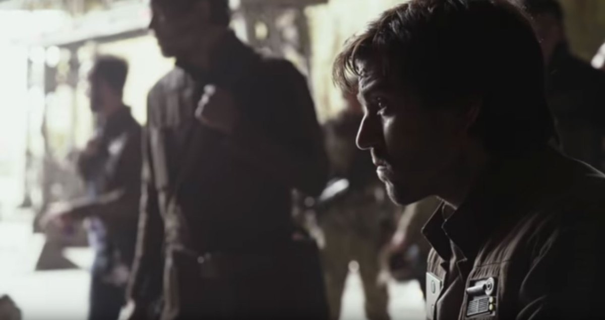 Rogue One: A Star Wars Story Featurette Appears