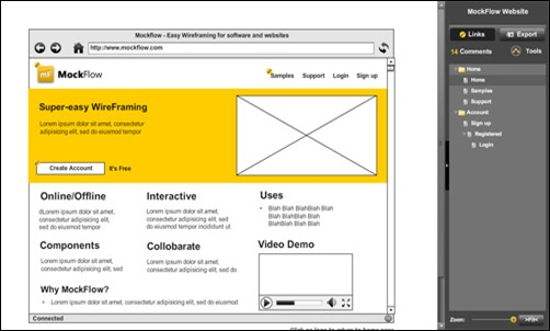 Wireframe Tools and Tutorials To Speed Up Your Web Design Process