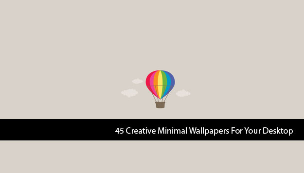 Fall Minimalist Wallpaper 45 Creative Minimal Wallpapers For Your Desktop
