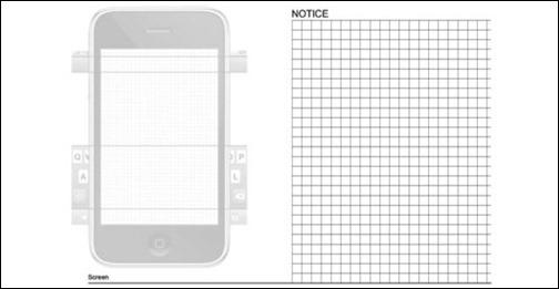 20 Free Printable Sketching and Wireframing Templates \u2013 Tripwire