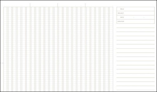 printable graph paper 8 1 2 x 11 - Militarybralicious - free graph paper templates