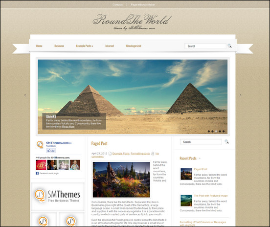 40+ Best Travel WordPress Themes \u2013 Improve Your Travel Website Today