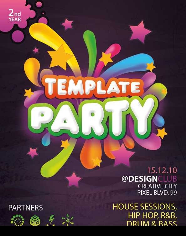 50+ Amazing Free and Premium Flyer Templates \u2013 Tripwire Magazine