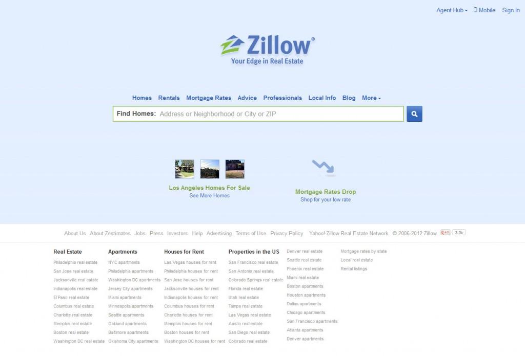 30 Real Estate Website Templates - Want Excellence? - neighborhood website templates