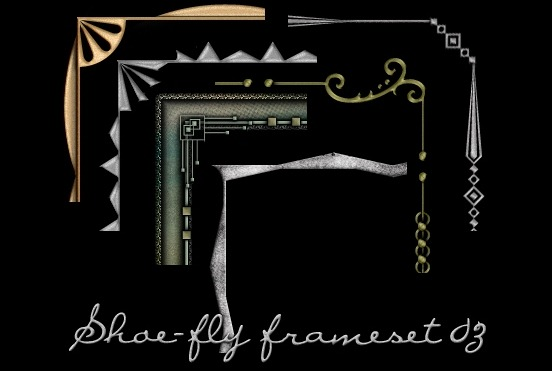 65+ Awesome Photoshop Frame Brushes
