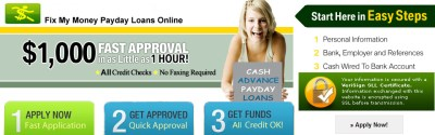 $ 1800 to payday - Up to $1500 Payday Loan in 1 Hour. Easy approval 5 minutes.