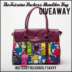 Blogger Opp – Fricaine Duchess Shoulder Bag Giveaway – Sign Ups Close 7/18