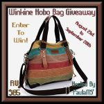 Blogger Opp for Winkine Hobo Bag Giveaway