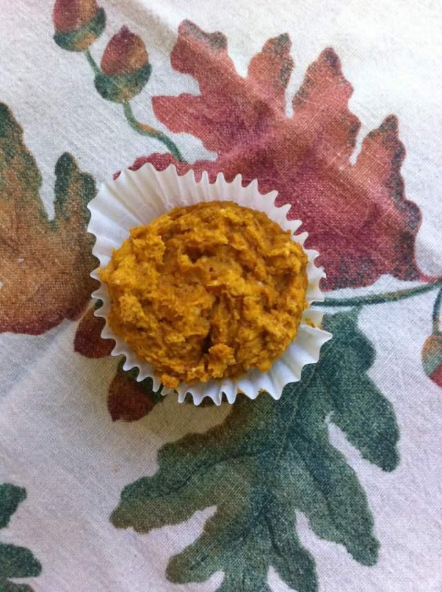 Cinnamon Pumpkin Muffins