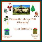 Shaun The Sheep #Giveaway Ends Dec. 13 ENDED