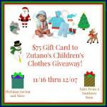 Zutano's Children's Clothes #Giveaway #GTG2015 Ends Dec. 7 ENDED