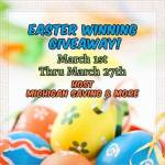 Easter Winning #Giveaway Ends March 27 *ENDED*