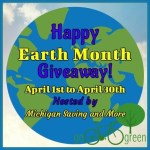 Earth Month #Giveaway Ends April 30 *ENDED*