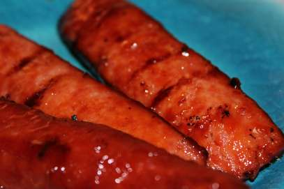 Sweet & Messy Barbecue Sausage is the perfect meal for your next barbecue or weekday dinner.
