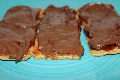 Strawberry Nutella S'mores? Are you kidding me?