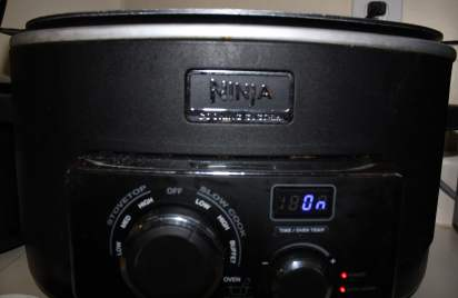 My Ninja Cooking System is one of my favorite slow cookers.