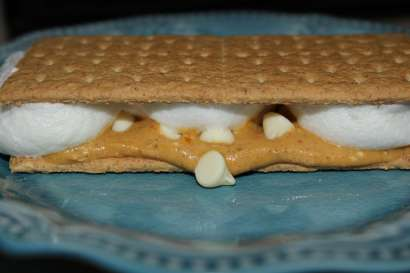 Pumpkin S'mores are the best s'mores EVER!