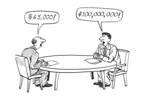 How to negotiate the salary you deserve