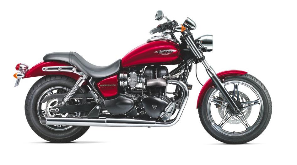 SpeedMaster Cranberry Red