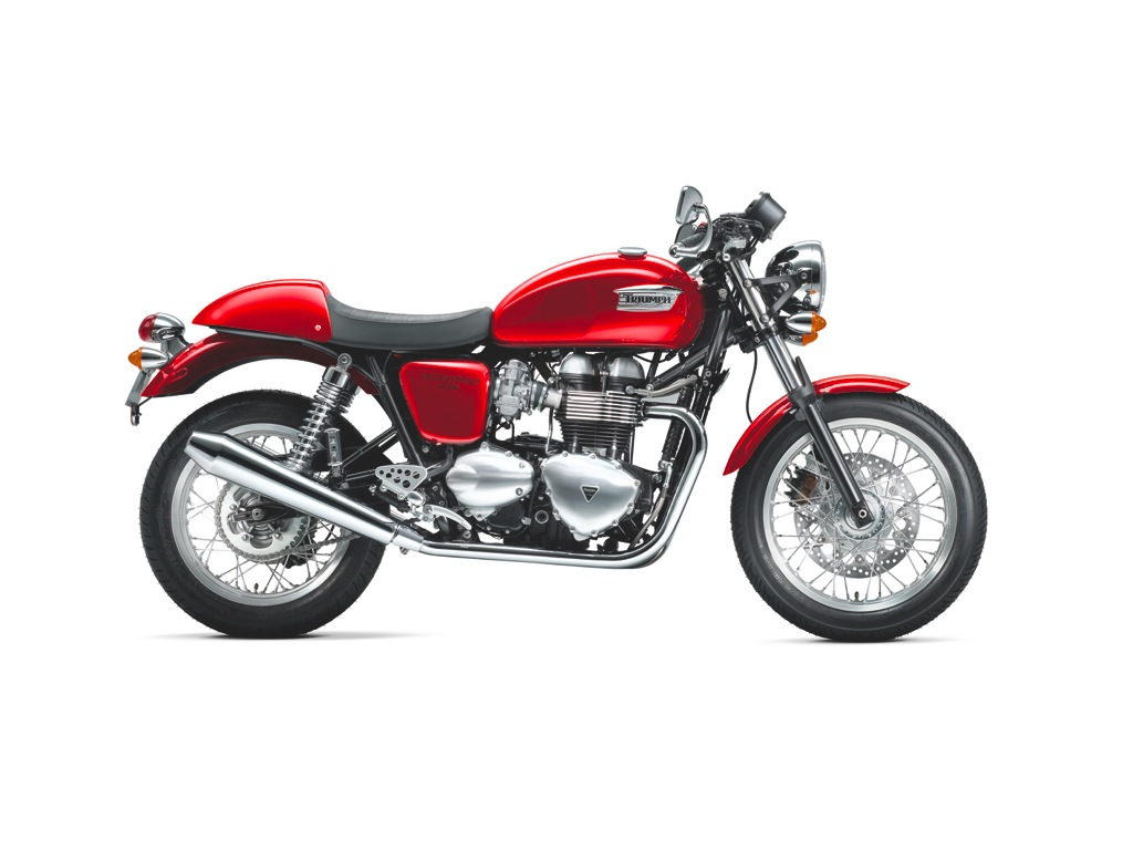 Thruxton Diablo Red