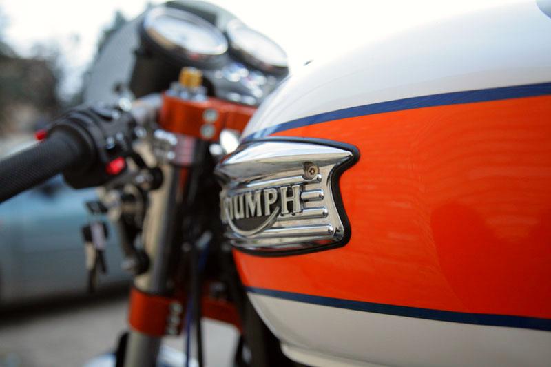 Triumph Thruxton by De Caesar Race Components 06