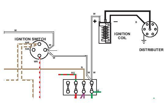1976 triumph tr6 wiring diagram