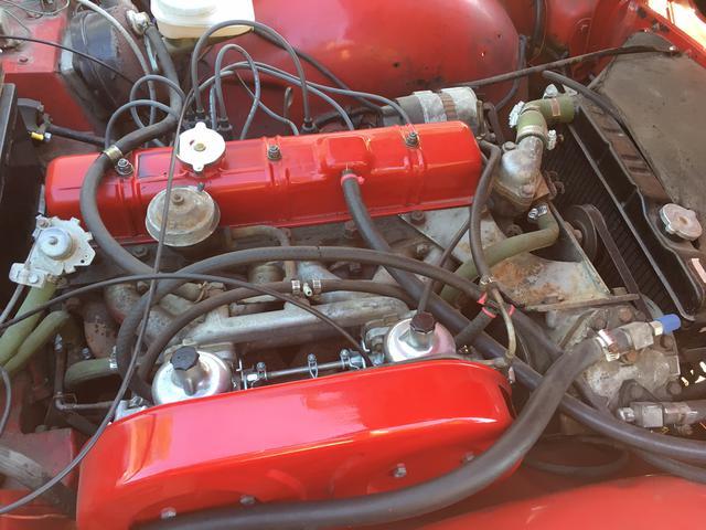 Vacuum lines  TR6 Tech Forum  Triumph Experience Car Forums  The