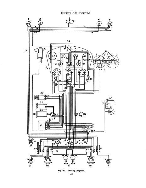 1972 volvo p1800 wiring diagram