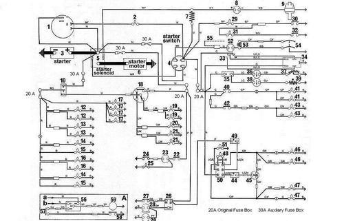 1966 triumph spitfire wiring diagram