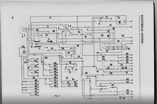 74 Tr6 Wiring Diagram - Wiring Data Diagram