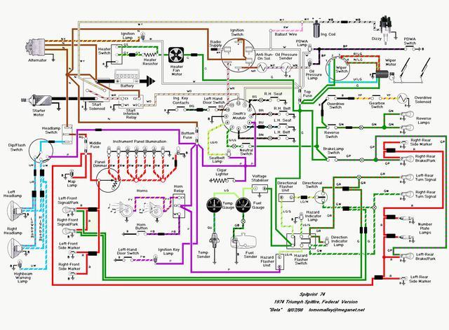 Gt6 Wiring Diagram - Wiring Data Diagram