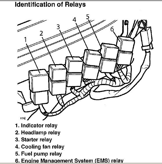 2006 triumph sprint st wiring diagram