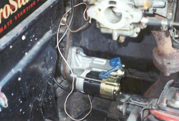 Datsun V8 Wiring circuit diagram template