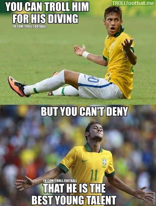 Motivational Football Quotes Wallpaper Neymar 22 Years Old 50 Apps 33 Goals Troll Football