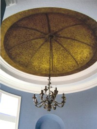 Faux Finished and Textured Ceilings by Art Effects
