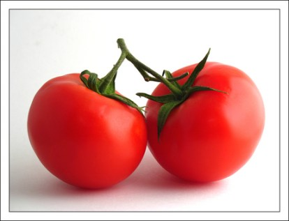 Cà chua hồng