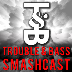 trouble bass-logo