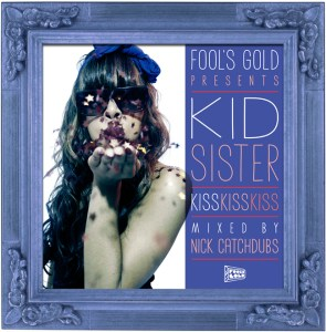 kissframe 295x300 Kid Sister   Kiss Kiss Kiss Mixtape