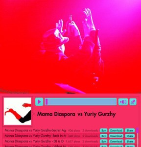 artworks 000008924237 rc89oo crop 288x300 Mama Diaspora ft. Yuriy Gurzhy   7 Songs 2011 (Free Downloads)